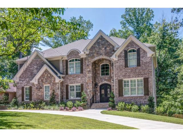 726 Indian Hills Parkway, Marietta, GA 30068 (MLS #5859995) :: North Atlanta Home Team