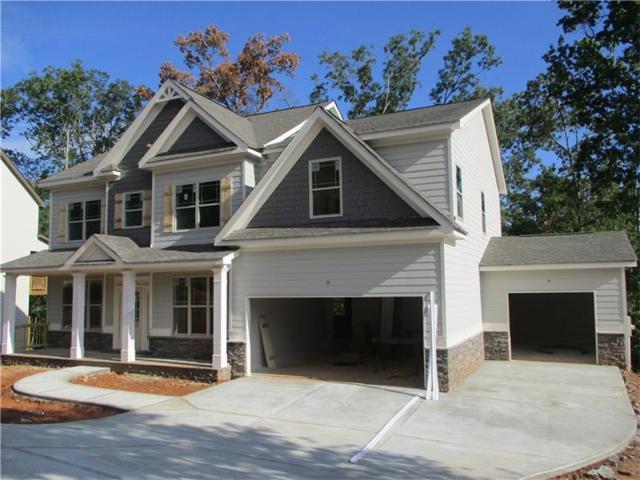3853 Windsor Trail, Gainesville, GA 30506 (MLS #5860079) :: North Atlanta Home Team