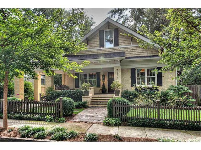 3324 W Shadowlawn Avenue NE, Atlanta, GA 30305 (MLS #5860090) :: North Atlanta Home Team