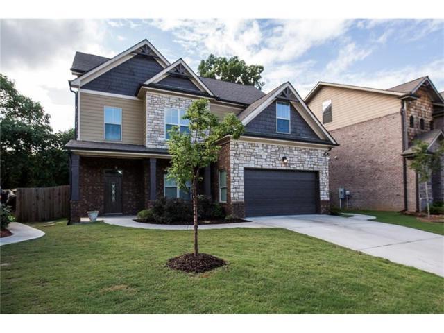 2052 Millcrest Drive, Hoschton, GA 30548 (MLS #5860164) :: North Atlanta Home Team