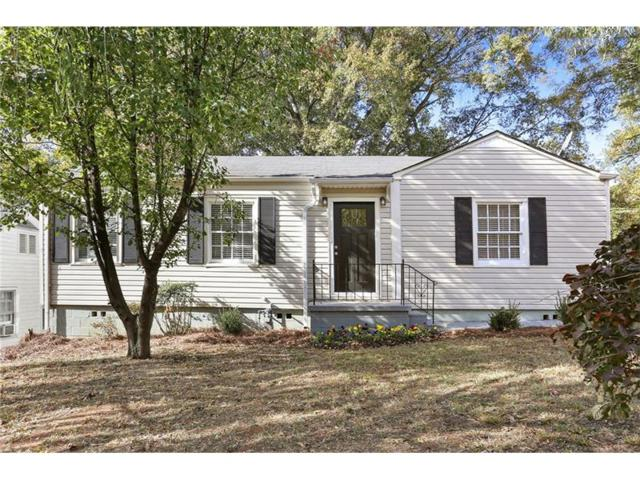 2721 Humphries Street, East Point, GA 30344 (MLS #5860184) :: North Atlanta Home Team