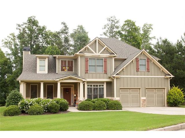 938 Pine Way, Dallas, GA 30157 (MLS #5860261) :: North Atlanta Home Team