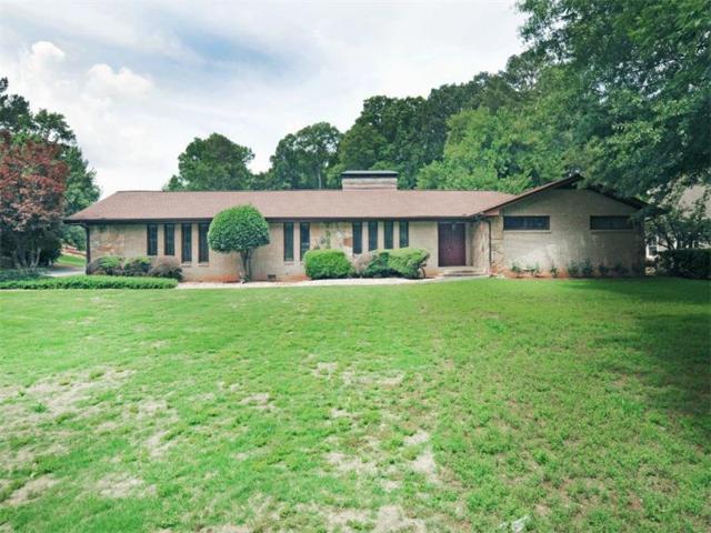 301 Willow Glenn Drive, Marietta, GA 30068 (MLS #5860273) :: North Atlanta Home Team