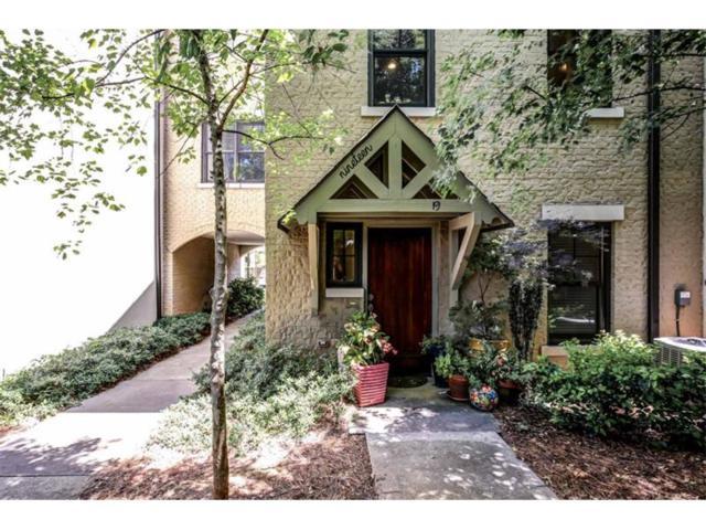 19 Knob Hills Circle #19, Decatur, GA 30030 (MLS #5860329) :: North Atlanta Home Team