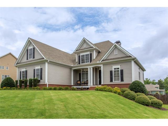2930 Fallwood Drive NW, Marietta, GA 30064 (MLS #5860345) :: North Atlanta Home Team