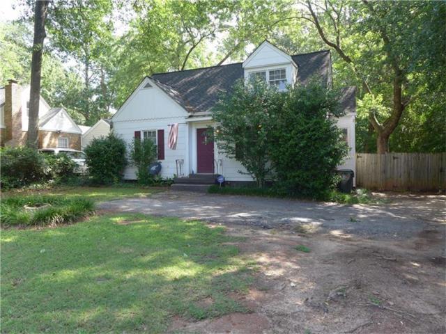 2344 Johnson Ferry Road, Chamblee, GA 30341 (MLS #5860361) :: North Atlanta Home Team