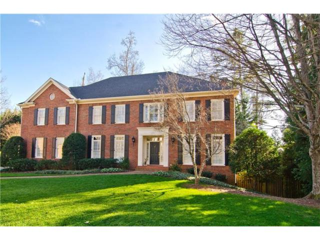 1055 Brookhaven Lane NE, Brookhaven, GA 30319 (MLS #5860556) :: North Atlanta Home Team