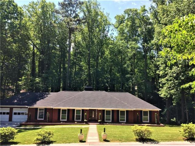 3738 Sawanee Drive, Marietta, GA 30062 (MLS #5860576) :: North Atlanta Home Team