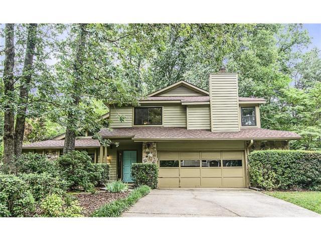 898 Fawn Way, Marietta, GA 30068 (MLS #5860611) :: North Atlanta Home Team
