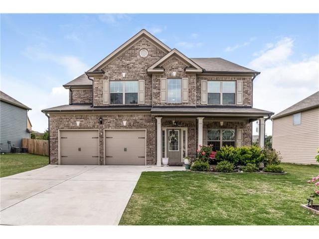 321 Silver Oak Drive, Dallas, GA 30132 (MLS #5860624) :: North Atlanta Home Team