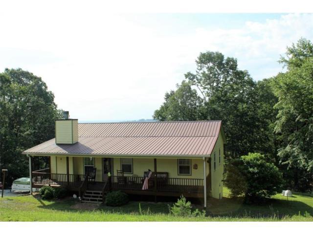 1030 Raccoon Ridge NE, Ranger, GA 30734 (MLS #5860663) :: North Atlanta Home Team