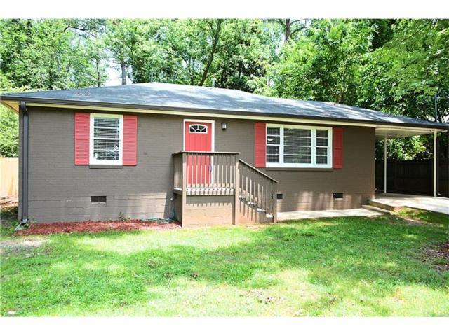 2526 Brentwood Road, Decatur, GA 30032 (MLS #5860799) :: North Atlanta Home Team