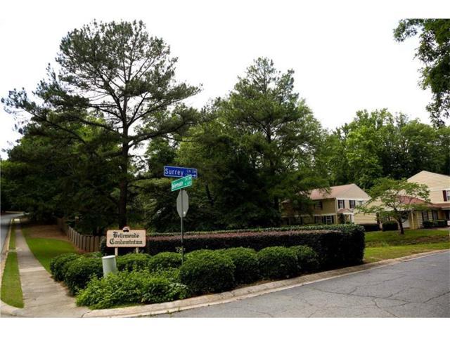 1315 Old Coach Road SW, Marietta, GA 30008 (MLS #5860800) :: North Atlanta Home Team