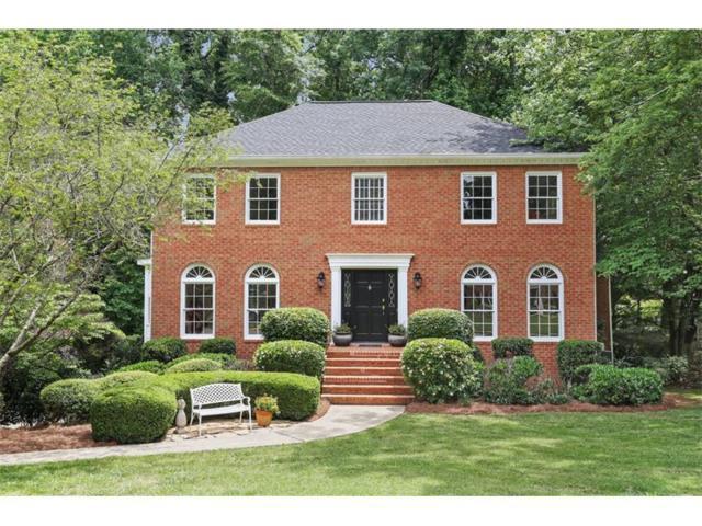 1072 Princeton Walk, Marietta, GA 30068 (MLS #5860801) :: North Atlanta Home Team