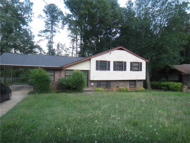 2819 Shelley Lane, Ellenwood, GA 30294 (MLS #5860851) :: North Atlanta Home Team