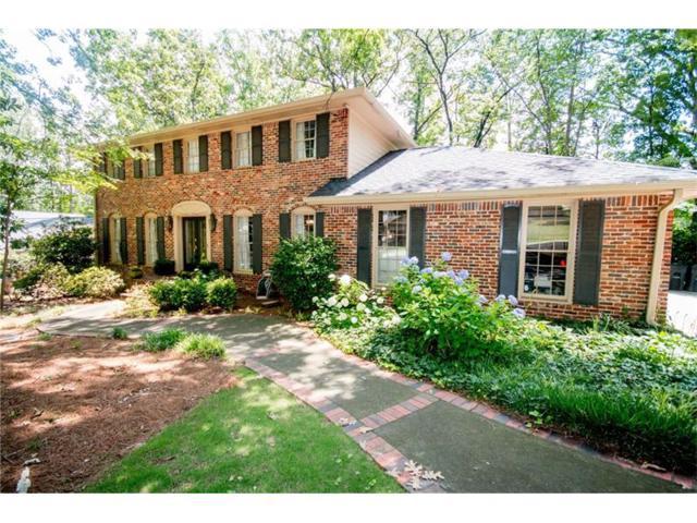5393 Seaton Way, Dunwoody, GA 30338 (MLS #5860883) :: North Atlanta Home Team