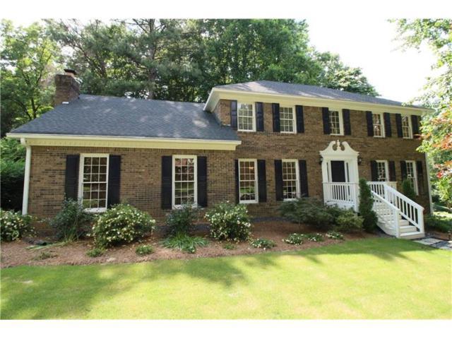 3709 Allenhurst Drive, Peachtree Corners, GA 30092 (MLS #5860915) :: North Atlanta Home Team