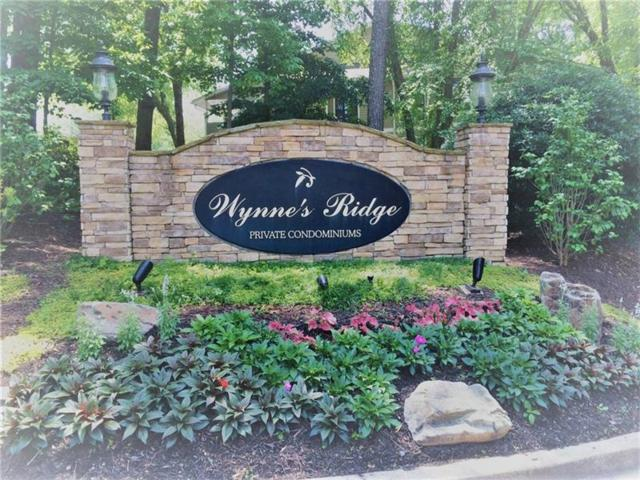 504 Wynnes Ridge Circle SE #504, Marietta, GA 30067 (MLS #5860986) :: North Atlanta Home Team