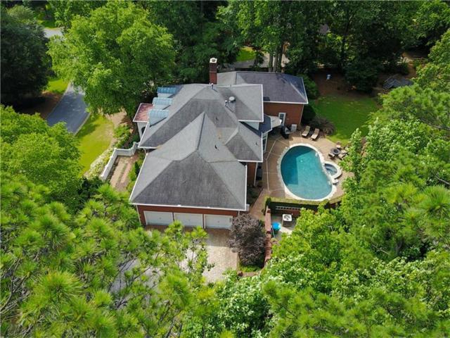 3700 River Mansion Drive, Peachtree Corners, GA 30096 (MLS #5861032) :: North Atlanta Home Team