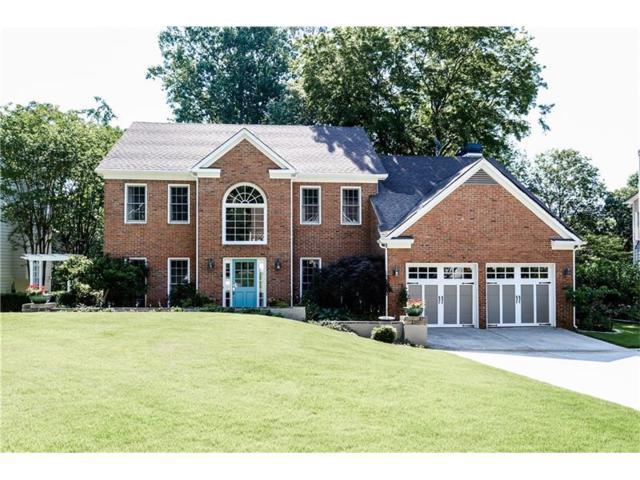 2212 Nine Oaks Drive NW, Kennesaw, GA 30152 (MLS #5861147) :: North Atlanta Home Team