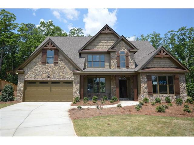460 Dublin Way, Dallas, GA 30132 (MLS #5861179) :: North Atlanta Home Team