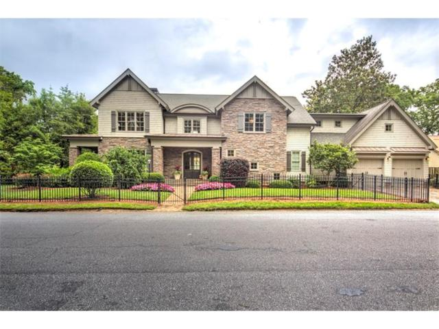 209 Peachtree Way NE, Atlanta, GA 30305 (MLS #5861238) :: North Atlanta Home Team