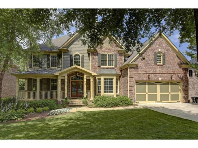 1613 Fernstone Drive NW, Acworth, GA 30101 (MLS #5861241) :: North Atlanta Home Team