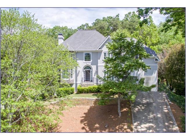 4245 Highborne Drive NE, Marietta, GA 30066 (MLS #5861247) :: North Atlanta Home Team
