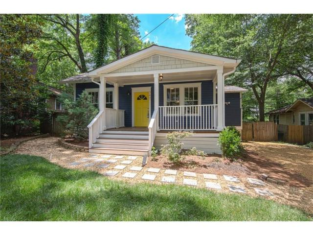 347 2nd Avenue NE, Atlanta, GA 30317 (MLS #5861292) :: North Atlanta Home Team