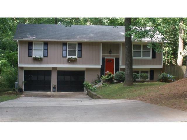 4208 Rockbridge Heights Drive, Stone Mountain, GA 30083 (MLS #5861430) :: North Atlanta Home Team