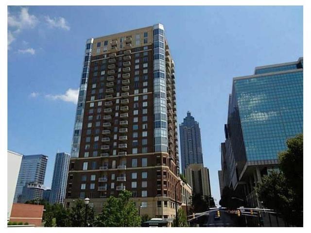 285 Centennial Olympic Park Drive NW #404, Atlanta, GA 30313 (MLS #5861522) :: North Atlanta Home Team