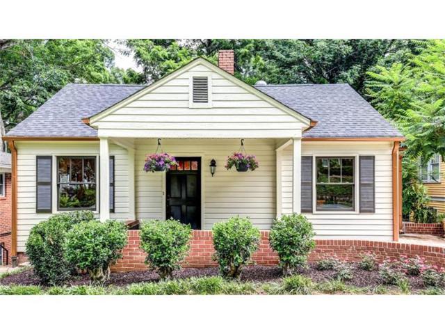 1060 Emerson Avenue, Atlanta, GA 30316 (MLS #5861523) :: North Atlanta Home Team
