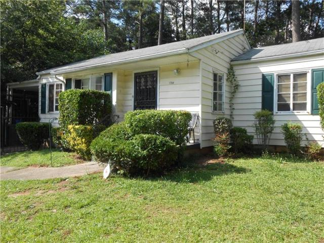 1784 Brewer Boulevard SW, Atlanta, GA 30310 (MLS #5861530) :: North Atlanta Home Team