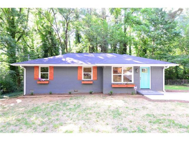 1765 Hollyhock Terrace, Decatur, GA 30032 (MLS #5861607) :: North Atlanta Home Team