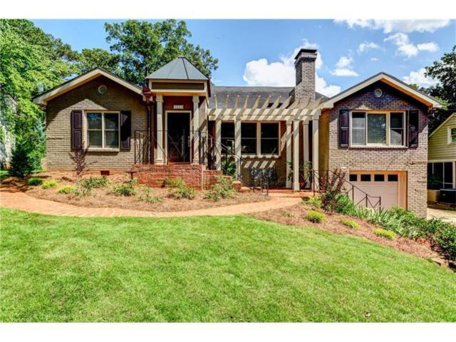 3117 Wiltshire Drive, Avondale Estates, GA 30002 (MLS #5861619) :: North Atlanta Home Team