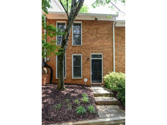 656 Park Village Drive NE, Atlanta, GA 30306 (MLS #5861683) :: North Atlanta Home Team