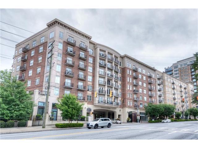 2277 Peachtree Road NE #808, Atlanta, GA 30309 (MLS #5861718) :: North Atlanta Home Team