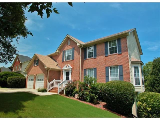 1675 Summit Tree Terrace, Loganville, GA 30052 (MLS #5861728) :: North Atlanta Home Team