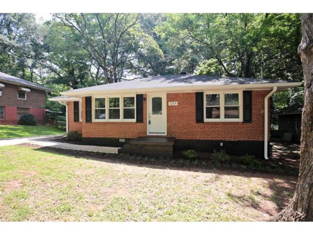 1254 Glen Forest Way, Decatur, GA 30032 (MLS #5861751) :: North Atlanta Home Team