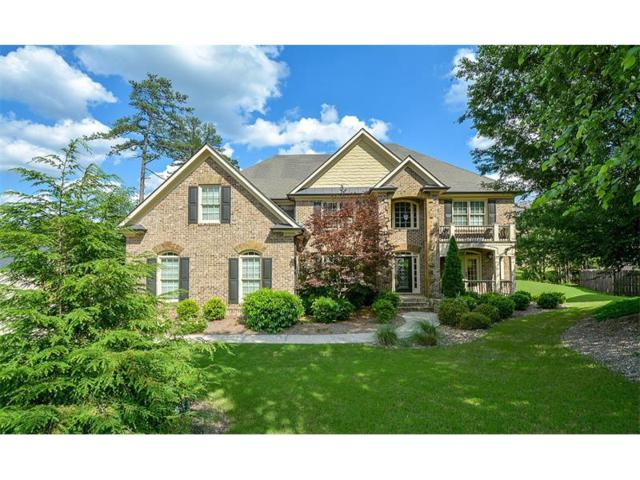 2574 Britt Trail Court, Lawrenceville, GA 30045 (MLS #5861799) :: North Atlanta Home Team