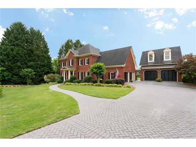 2211 Lattimore Farm Drive NW, Kennesaw, GA 30152 (MLS #5861804) :: North Atlanta Home Team
