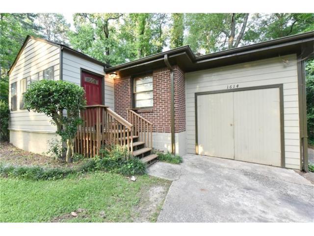 1614 Carter Road, Decatur, GA 30032 (MLS #5861844) :: North Atlanta Home Team