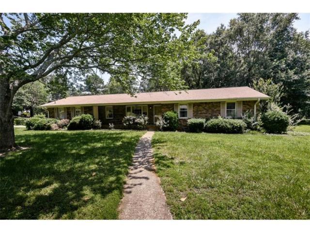 3955 Manor House Drive, Marietta, GA 30062 (MLS #5861872) :: North Atlanta Home Team