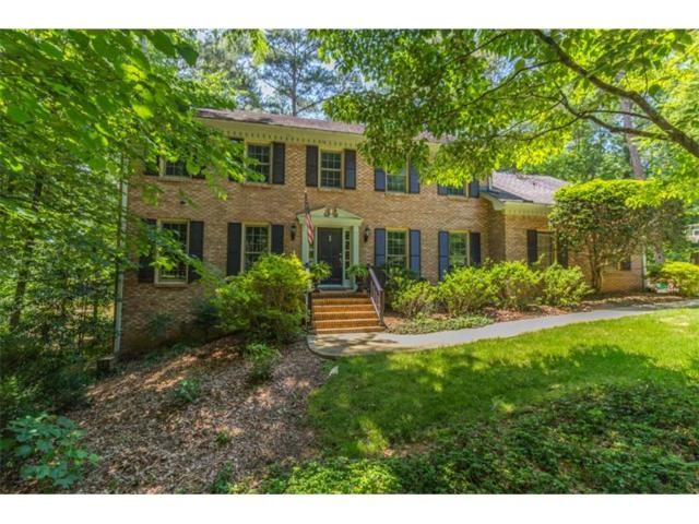 535 Lakemont Court, Roswell, GA 30075 (MLS #5861902) :: North Atlanta Home Team