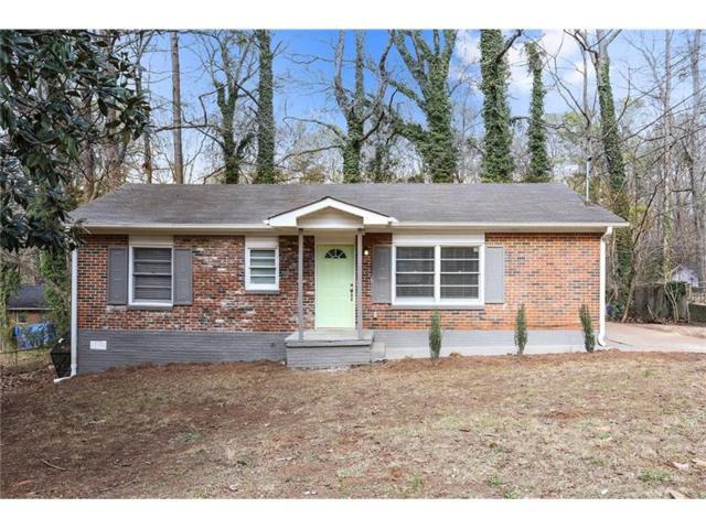 240 Banberry Drive SE, Atlanta, GA 30315 (MLS #5861912) :: North Atlanta Home Team