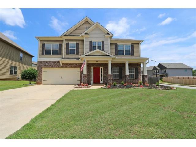 417 Ivy Chase Loop, Dallas, GA 30157 (MLS #5861963) :: North Atlanta Home Team