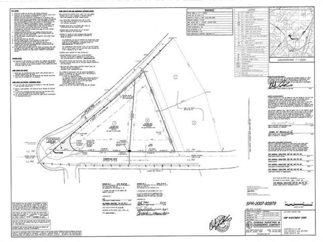 Lot 1 Cumberland Drive, Smyrna, GA 30080 (MLS #5861992) :: North Atlanta Home Team
