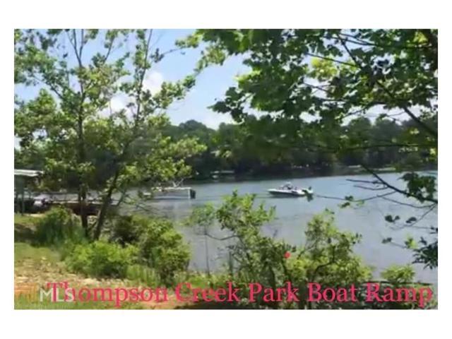 420 Thompson Creek Park Road, Dawsonville, GA 30534 (MLS #5862001) :: The Bolt Group