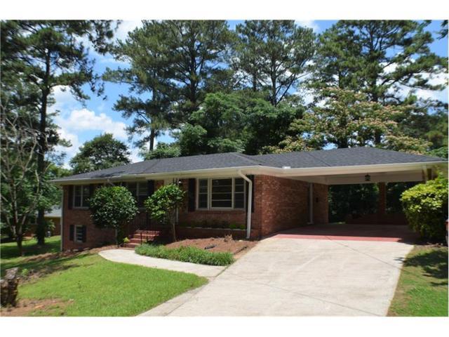 1253 Chapel Drive SW, Marietta, GA 30064 (MLS #5862082) :: North Atlanta Home Team