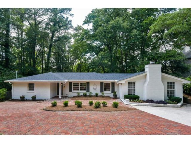 4142 Haverhill Drive, Atlanta, GA 30342 (MLS #5862101) :: The Hinsons - Mike Hinson & Harriet Hinson